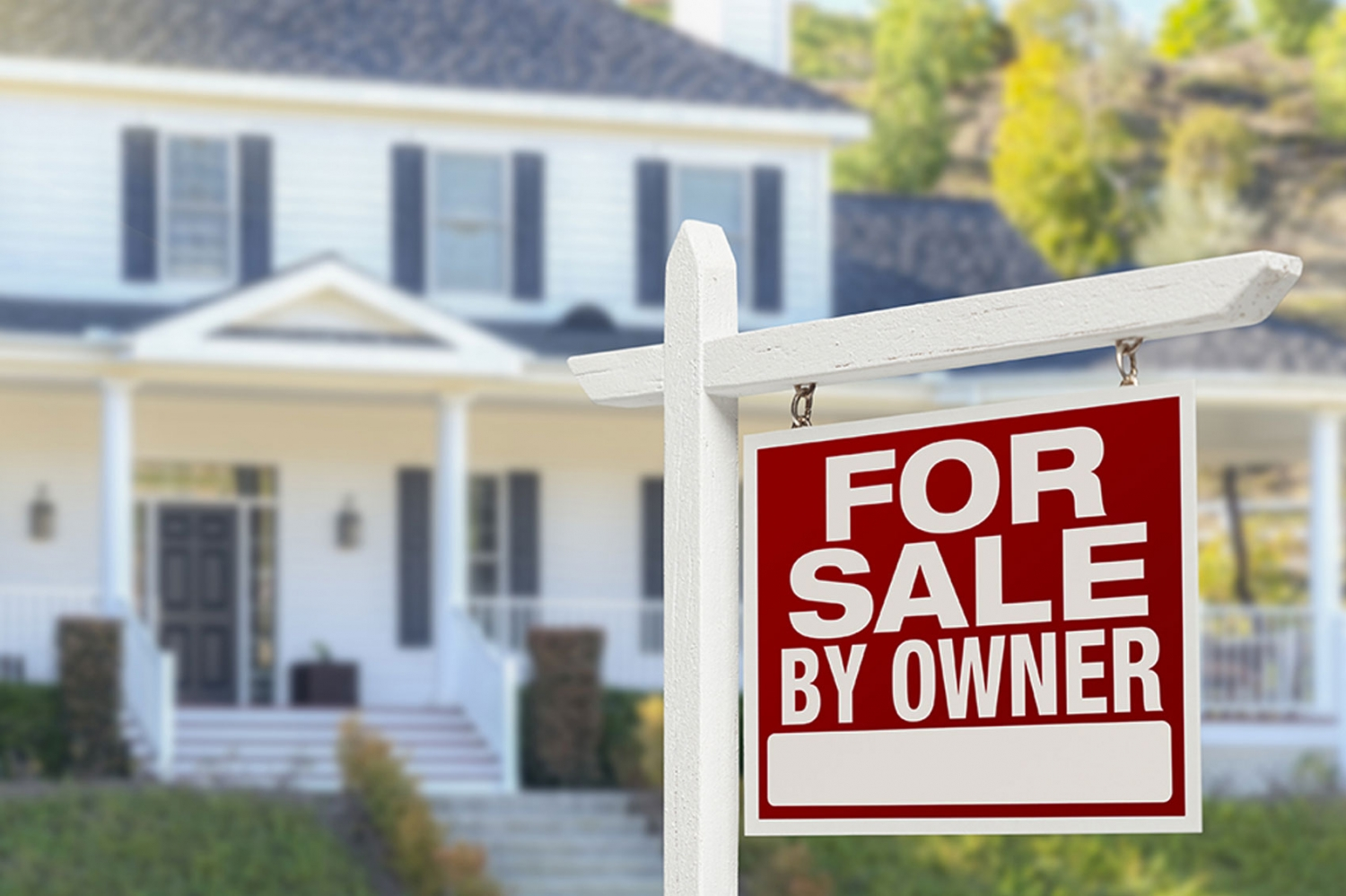 So you want to sell your home yourself?